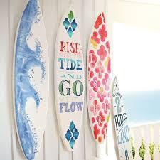 Decorative Surfboard Wall Art by Surfboard Decorations Iron Blog