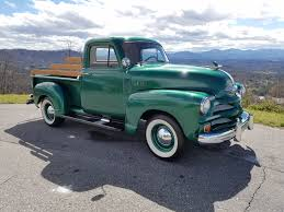1954 Chevrolet 3100 Pickup For Sale On BaT Auctions - Sold For ... 1954 Chevrolet 3100 Pickup Tirebuyercom Blog Chevy Stepside Truck For Sale Carnuttsinfo 1953 Build Raybucks Restoration Project Chevygmc Brothers Classic Parts Pick Up Auto V8 Engine 518bhp For Sale 3674 Dyler Home Farm Fresh Garage Tight Fittin Jeans Hot Rat Street Rod Patina Other Models Sale 100931689 Erics Vehicles Specialty Sales Classics