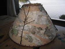 Rawhide Lamp Shades Ebay by Lodge Handmade Lamp Shades Ebay