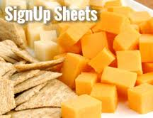 Halloween Potluck Signup Sheet by Potluck Ideas Signup Com