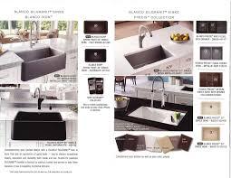 Blanco Precis Sink Cinder by Materials Granite Laminate U0026 Corian Buffalo Ny