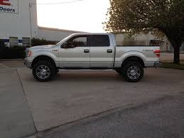 100 20x10 Truck Wheels 4 Lift With 35s On Wheels Ford F150 Forum Community Of