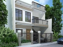 Second Floor House Design by Modern Minimalist 2 Floor House Designs 4 Home Ideas