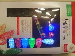Lighted Christmas Trees At Menards by Ecosmart Christmas Lights Christmas Lights Decoration
