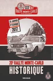 rallye monte carlo historique 2017 posters monte carlo