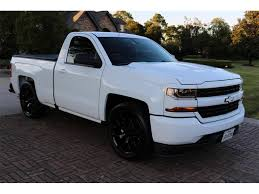 100 Texas Trucks 2018 Chevrolet Silverado For Sale ClassicCarscom CC1158796