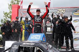 Erik Jones Won The Silverado 250 At Canadian Tire Motorsports Park ... 2018 Camping World Truck Series Race Winners Nascarcom Nascar Driver Power Rankings After Gander Outdoors Texas Results June 9 2017 Motor Speedway Race Mom Rico Abr Navy Lieutenant Jesse Iwuji Set For Second Johnson City Press Busch Charges To Win Young Drivers Are Battling Their Christopher Bell Finishes Off Dominant At Atlanta The Veteran Timothy Peters Takes Saturday Up Speed With Neal Reid Las Vegas Speedways Blog Page 4 Meet Drivers And Team Gms Racing