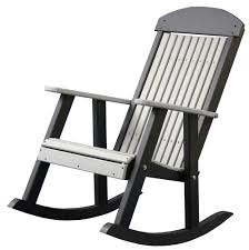 Poly Furniture Wood PORCH ROCKER TANGERINE BLACK Black Ladder Back ... Antique Folding Rocking Chair Chairish Wood Carved Griffin Lion Dragon For Porch Outdoor Fniture Safaviehcom Patio Metal Seat Deck Backyard Glider Rocking Chairs For Front Porch Annauniversityco Vintage Rocker Olde Good Things Detail Feedback Questions About Wooden Tiger Oak Cane Activeaid Hinkle Riverside Round Post Slat Back