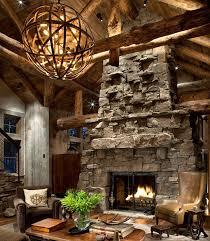 Cabin Design Decor Rustic Lighting