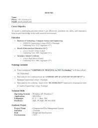 Headline Resume Examples Computer Science For With Experience Strong Also Engineering Resumes Freshers Good Example F
