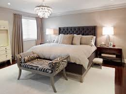 Contemporary Bedroom Ideas With Black Leather Bed