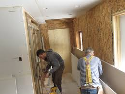 Installing Drywall On Ceiling In Basement by Home Improvement Q U0026a Vertical Or Horizontal For Basement Drywall