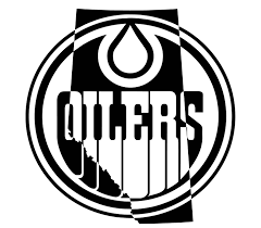 Edmonton Oilers Alberta Province Outline Car Decal White NHL Il Fullxfull Logo