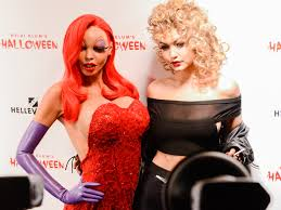 Halloween Heidi Klum Jessica Rabbit by Heidi Klum U0027s 16th Annual Halloween Party Sponsored By Gsn U0027s