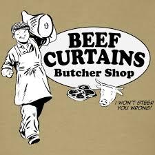 Roast Beef Curtain Meme by Beef Curtains Nrtradiant Com
