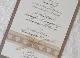 Rustic Style Wedding Invitations Uk The Best Flowers Ideas