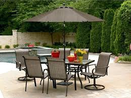 Bjs Outdoor Furniture Cushions by Dining Tables Portofino Piece Dining Set In Espresso Taupe