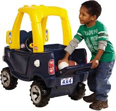Amazon.com: Little Tikes Cozy Truck: Toys & Games