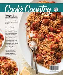 Cook s Country by America s Test Kitchen