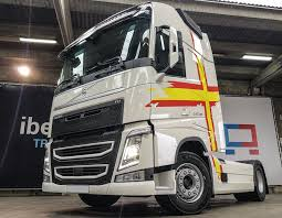 VOLVO - FH 500 XL RETARDER IPARK COOL - Bycryp