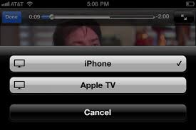 How to Use Airplay with Your iPhone