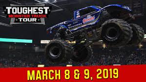 100 Monster Trucks Michigan Toughest Truck Tour Dow Event Center