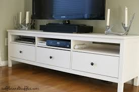 Ikea Hemnes Desk With 2 Drawers by New And Improved Our Tv Stand The Ikea Hemnes