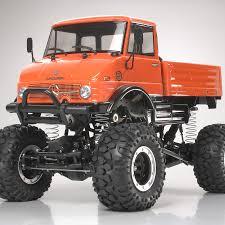 100 Rc Truck Snow Plow MercedesBenz Unimog 406
