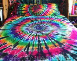hippie bedding etsy