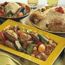 cuisine marocaine facile recette couscous marocain