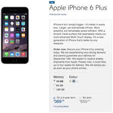Bell Virgin Mobile iPhone 6 Pre Orders Live Experiencing