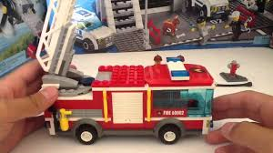 All About Amazoncom Lego City Fire Truck 60002 Toys Amp Games ...