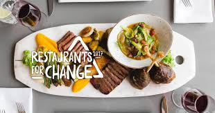 cuisine chagne restaurants for change 2017 with liam rdpmag