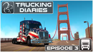 Trucking Diaries - Episode #3 (American Truck Simulator) - YouTube Reservist Happy With Job Acap Services Article The United Minnesota I94 Action Pt 2 Luke A Leister Hlh Trucking Rolling Cb Interview Youtube 2001 Lvo Wah64 Car Carrier Truck Vinsn4v5pc8uf11n259877 Ta 1998 Vnl64t Vinsn4vg7dbch3wn760281 Dickinson Truckin Interview I26 Nb Part 3 Roadside California I5 Rest Area 5 Midnight Special Teaser Trailer Transport Express Freight Logistic Diesel Mack Van Wagoner I75nb 24