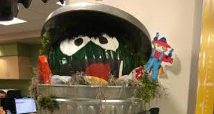 Oscar The Grouch Pumpkin Decorating by Location Baptist Leader Baptist Memorial Health Care