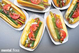 Halloween Hotdog Fingers by Get To Know The Chicago Style Dog Mental Floss