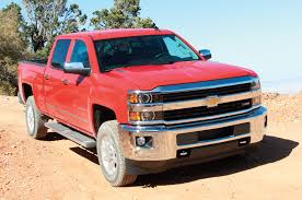 100 Gas In Diesel Truck 2015 Chevrolet Silverado 2500HD Duramax And 2500HD Vortec Vs