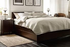 Brusali Bed Frame by Brusali White Series Ikea
