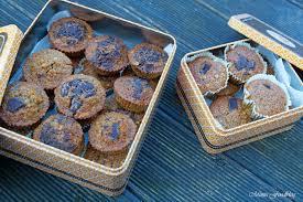 gesunde buchweizen schoko muffins mit karotten und