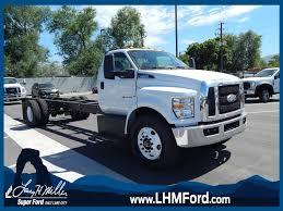 100 F650 Ford Truck New 2018 Diesel Stock 68233 For Sale Salt Lake City UT
