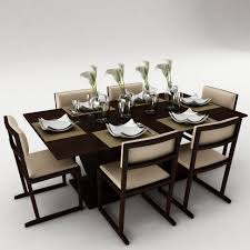 Stunning Dining Table Models Set 20 3d Model Max Obj 3ds Fbx Home ... House Design Programs Cool 3d Brilliant Home Designer Christing040 Interior Architecture And Concept Model Building Images 1000sqft Trends Including Simple Home Appliance March 2011 Archiprint 3d Printed Models Emejing Pictures Ideas Roof Styles Scrappy Beauty Views Of 4 Bedroom Kerala Model Villa Elevation Design Best Architectural Decor Exterior Fresh Jumplyco