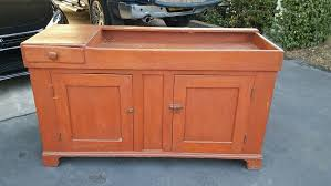 centre county pa 1800s red antique dry sink dry sink sinks and
