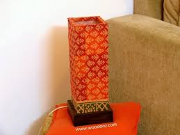 A DIY Lampshade For The Craft Loving Chennai Folks