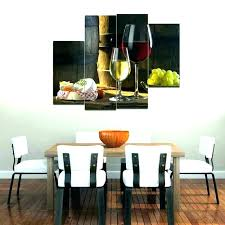 Modern Wall Art Ideas For Dining Room
