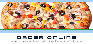 cuisine az pizza gus s york pizza lounge order peoria az 85345 pizza