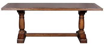 casa padrino luxus landhausstil esstisch braun 210 x 102 x h 77 cm rustikaler massivholz küchentisch rustikale landhausstil massivholz esszimmer
