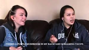 WHISPER CHALLENGE | Theres A Purple Mushroom In My Backyard ... I Think Found Magic Mushrooms In My Backyard Wot Do Eliminate Mushrooms In Your Lawn Gardening Know How Whisper Challenge Theres A Purple Mushroom My Backyard Dogs Home Decorating Interior Design Bath Found Richmond Virginia Any Idea What It Is Psychedelic Among Grass Seattle Mycology To Grow Massive Oyster Straw Garden Part 1 Grgiabeforepeople Fescue Should Be Concerned About Lawn The Enchanted Tree Foraging