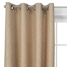 Target Threshold Grommet Curtains by Linen Grommet Sheer Curtain Panel Natural 54