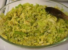 cuisiner un chou vert saumon au chou vert et sésame avis aux gourmands