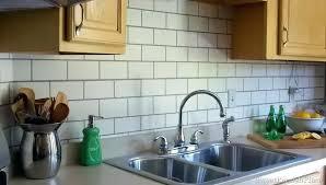 kitchen subway tile designssubway backsplash image of paint glass